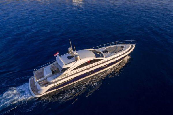 Fairline Targa 62 Motor Yacht Charter