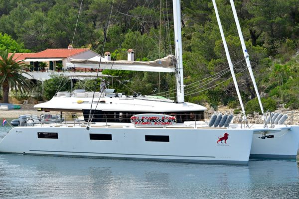Lagoon 620 Croatia