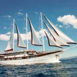 Amorena mini cruiser croatia