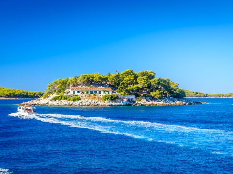 Hvar and Pakleni Islands