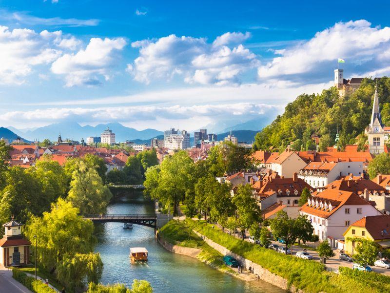 Ljubljana, Slovenia (