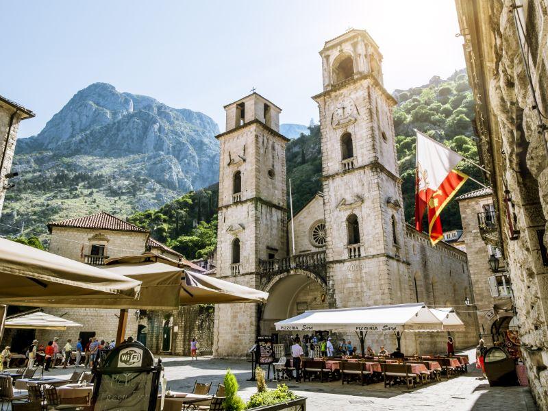Day trips to Kotor, Montenegro