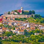 Motovun Croatia