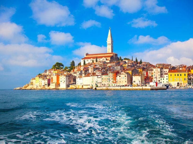 Why visit Istria: Porec,Croatia