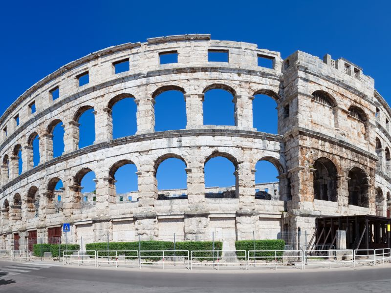 Why visit Istria: Pula