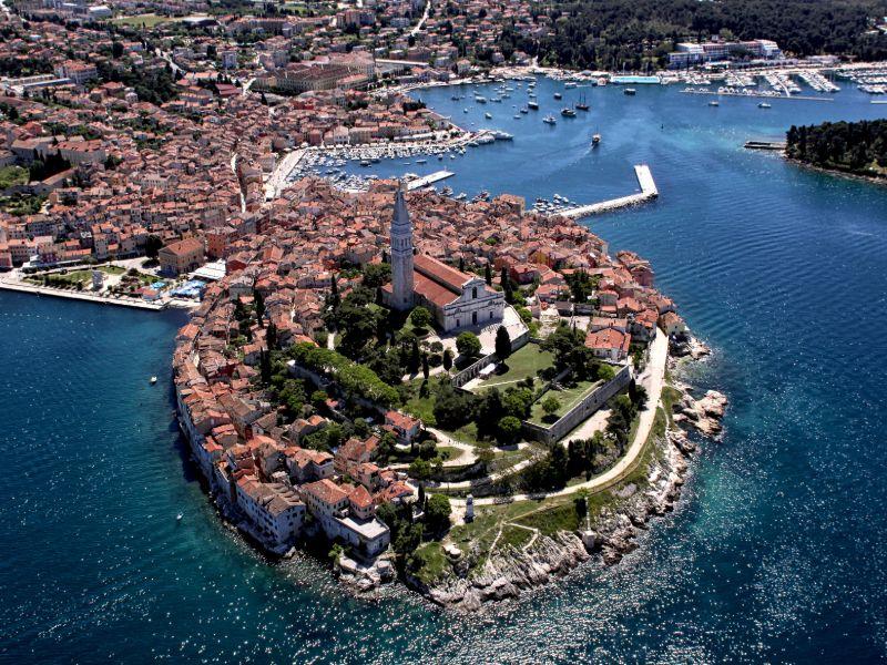 Why visit Istria: Rovinj, Croatia