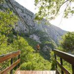Zip Line, Croatia