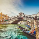 Ponte Dell Railto Venice