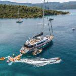 San Limi Luxury Sailing Yacht