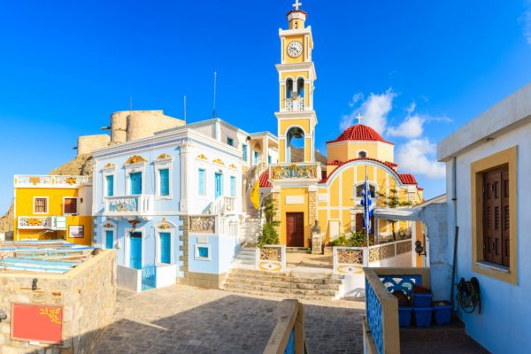 Karphatos Greece