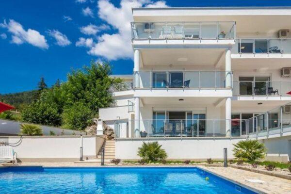 Villa St. Theodor, Istria