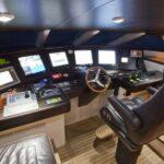 My Blue Motor Yacht