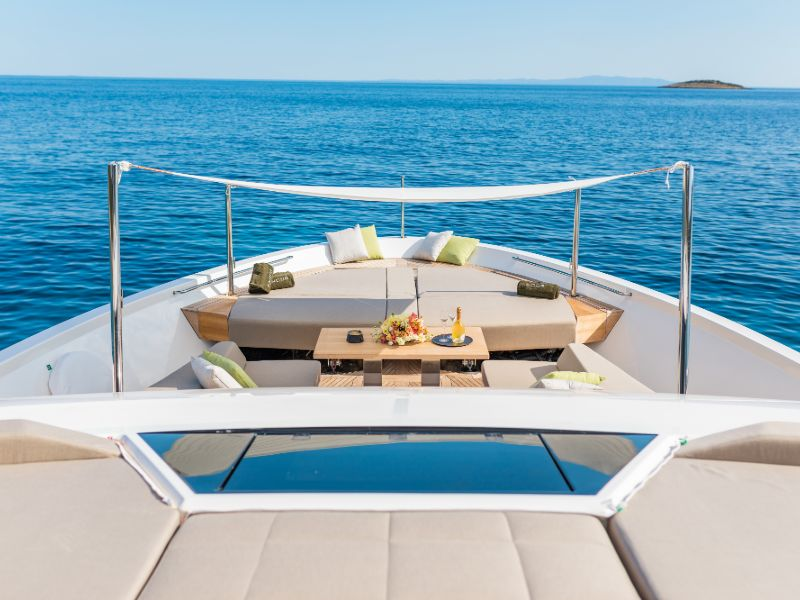NOOR II Yacht Charter Croatia (17)